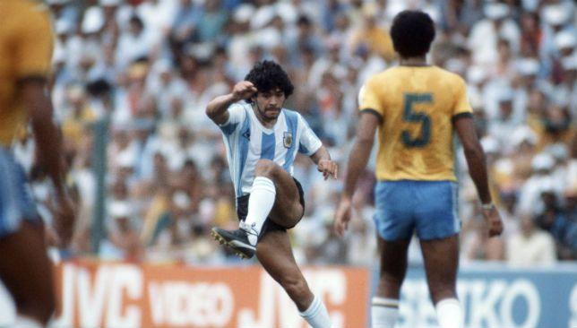 Diego Maradona Documentary Director Fascinated By Argentina Icon Still Creating Chaos Diego Maradona Football Images Sports Hero