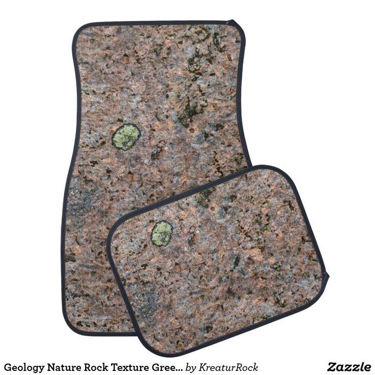 Geology Nature Rock Texture Green Moss