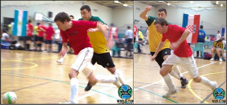 Action of the Futsal World Cup Weekend