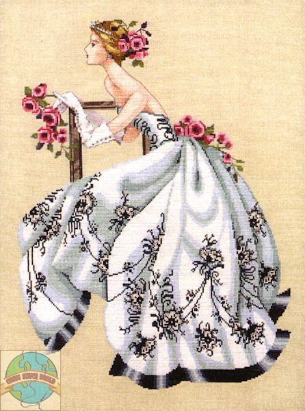 Все лучшие в мире вышивки с крестом