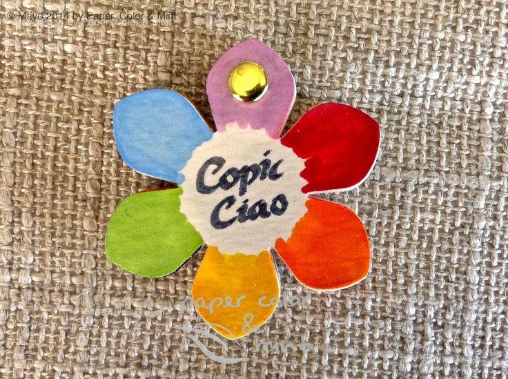 Rotuladores Copic Carta de color