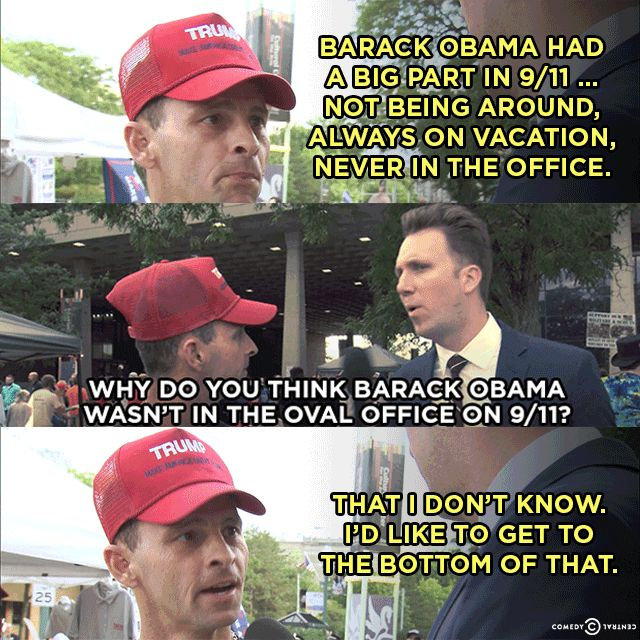 this is a real person (not an actor). You can rest assured he's a Drumpf…