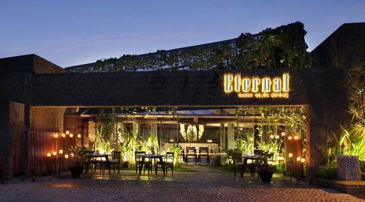 "Eternal Restaurant ""Home style dining.."""