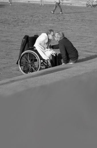 ♥ Love you LOVE, brought tears to my eyes, for I see this being David & I