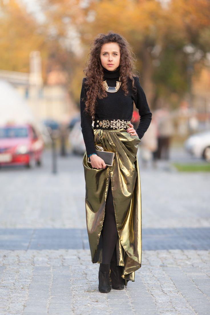 s/s14 Poland Fashion Week: Women's street shots