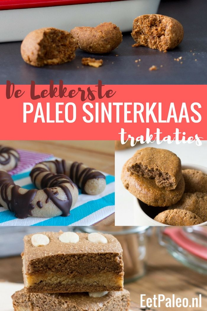 Paleo-proof Sinterklaas vieren – de lekkerste recepten   cadeaugids