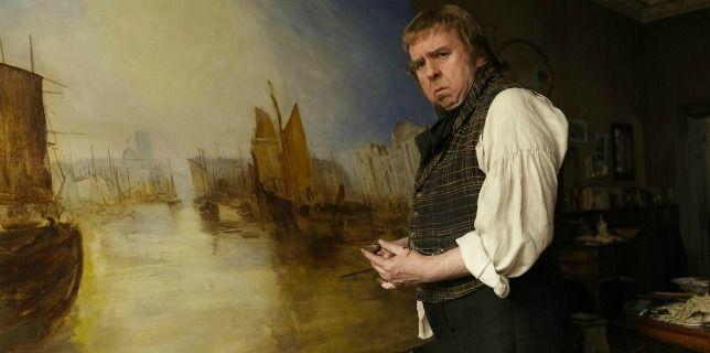 Mr. Turner, ottobre