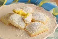 Bugie al forno con crema pasticcera sono facilissime leggere e deliziose, con tanta crema pasticcera profumate e golosissime.