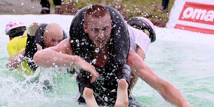 Wife Carrying World Championships photo
