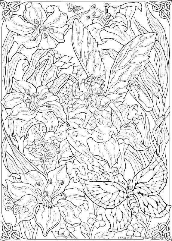 331 besten kleurplaten Bilder auf Pinterest | Zeichnen, Malbücher ...