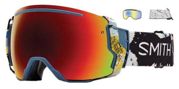Smith Goggles Smith I/O7 IE7DXRP17 Ski Goggles