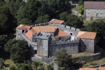 Castillo de Vimianzo (Galicia)