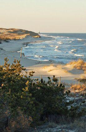 Dewey Beach, Delaware. Dewey Beach is a lively beach destination in Delaware with ocean and bay coastlines. (V)