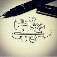 Resultado de imagem para tatuagem costura