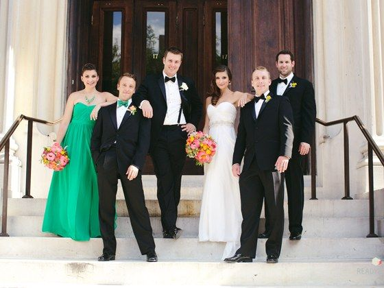male bridesmaid ideas