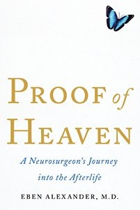 Proof of Heaven book cover by Eben Alexander (Interesting article)