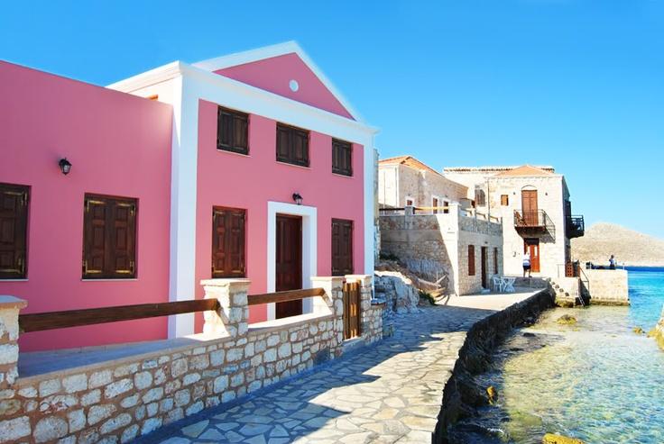 Waterfront, #Halki Island, #Greece Source: www.skyscrapercity.com/showthread.php?t=666080