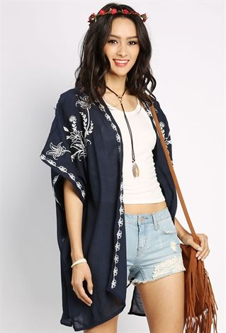 Open Front Cardigan | Shop Clothing at Papaya Clothing