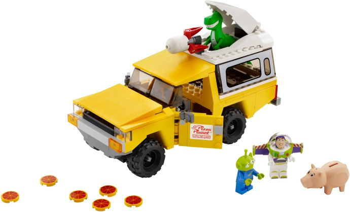 LEGO 7598-1: Toy Story Pizza Planet Truck Rescue