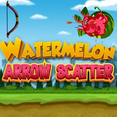 Watermelon Arrow scatter will give you great tricky arrow shooting experience throughout all the levels of the game. Use Keyboard Left and right arrow keys to shoot the watermelon. Have a great shooting Experience!