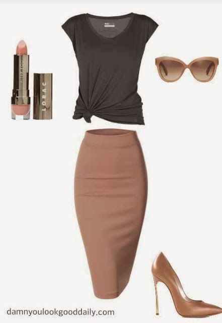 Fashion Trends, Styling Tips, Celebrity Style, 2016, Summer, Spring, Fall, Outfit Ideas Fashion Style Inspiration 2016,What to Wear Style Fashion, Women, Girl, Kim Kardashian style, Kylie Jenner Style, Kendal Jenner Style, Casual, Cute, Party, Date, Club Outfits Ideas, Pencil Skirt, Nude Casadei Pumps, Lorac Lipstick, Linda Farrow Sunglasses