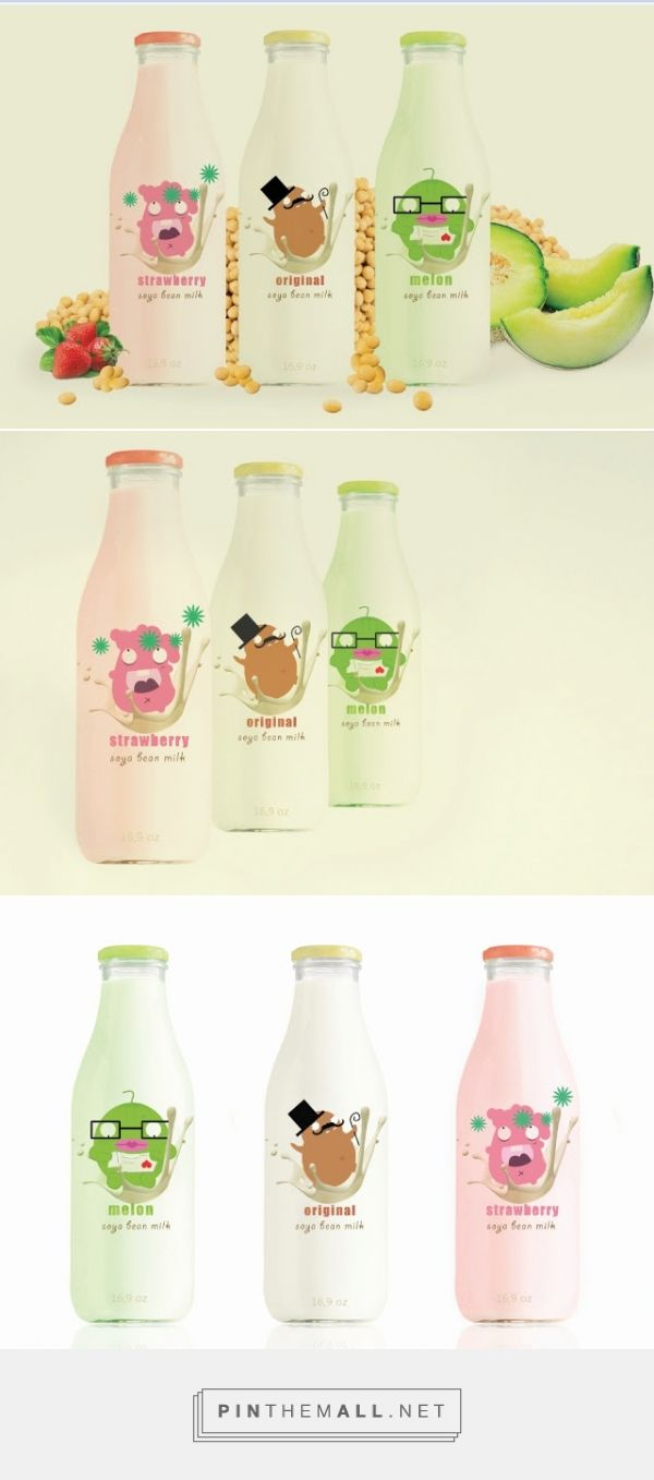 flavoured Soy Milk products for kids on          Packaging of the World