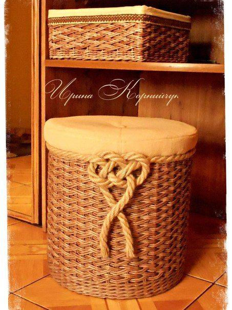 Плетеные наборы | 33 фотографии