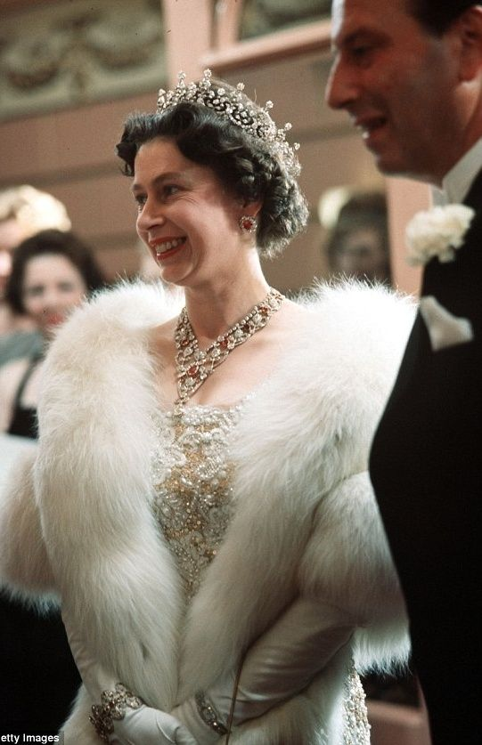 The Queen's six glorious decades - a unique collection of six DVDs including the…