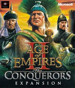 Age of Empires II: The Conquerors Expansion - released 8/24/00 #AoEII