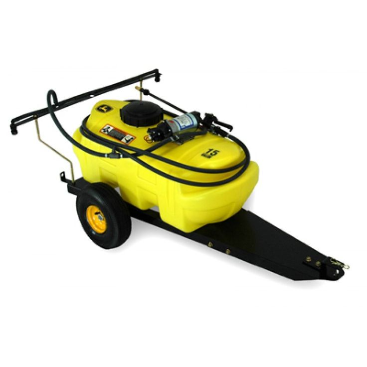John Deere Lawn Sprayers : Best images about john deere lawn mower attachments on