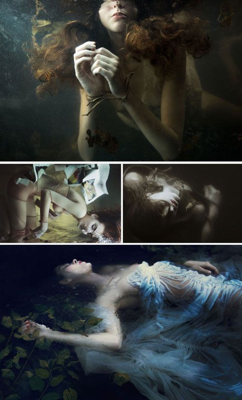 Underwater photography captured by Mira Nedyalkova.