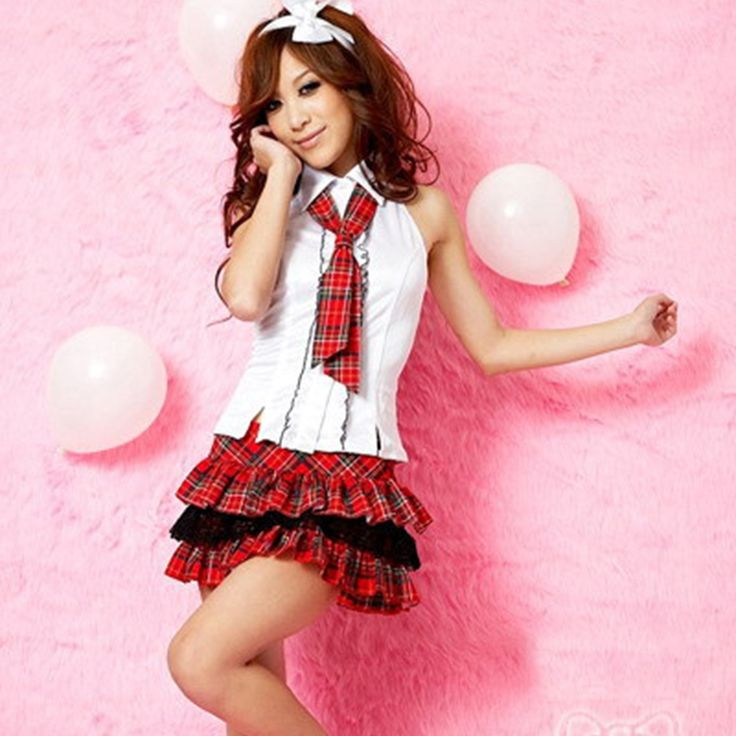 8.06$  Buy here - Sexy School Girl Costume Erotic Role playing Uniform Temptation Japan Student Outfit Fetish Sexy Lingerie nightgown Plus Size LB   #magazineonline