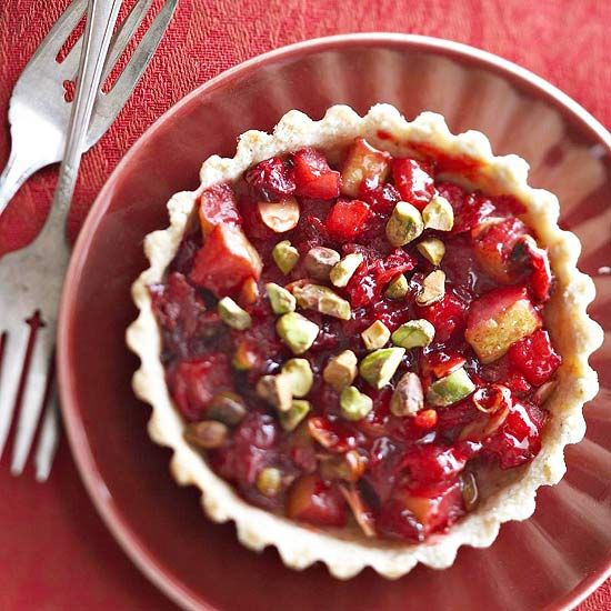 Nuts About Cranberry Tarts | Recipe | Thanksgiving ...