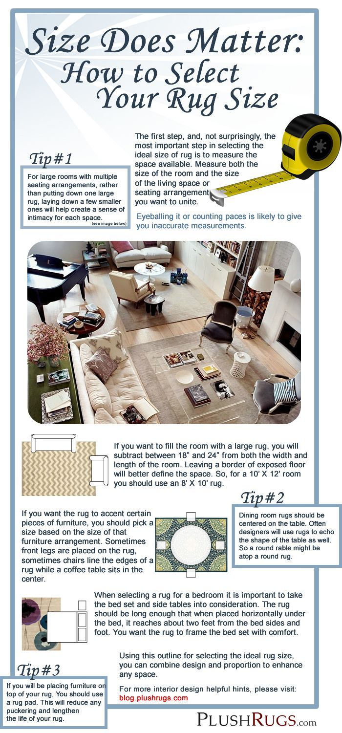 17 best ideas about rug size on pinterest rug placement - How to measure for area rug in living room ...