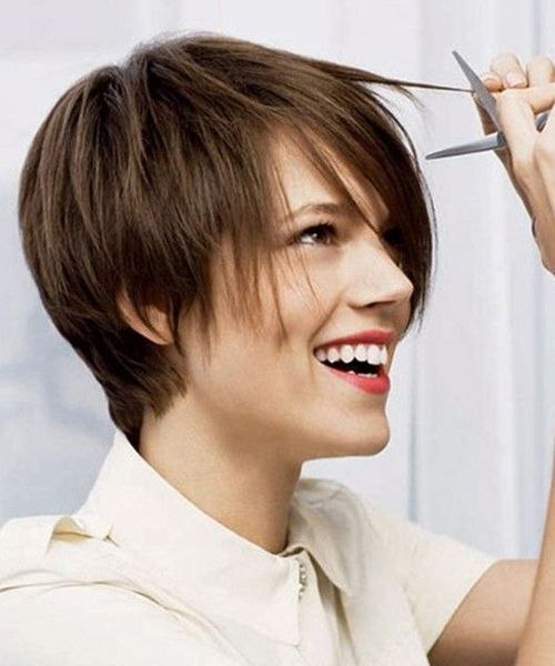 AMAZING SHORT HAIRSTYLES FOR FINE HAIRS-2016