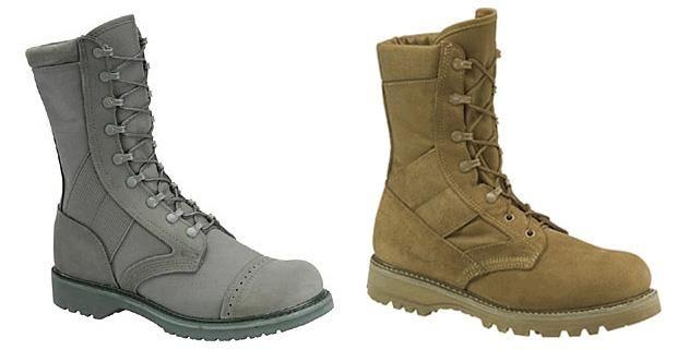 Обувь в стиле милитари купить