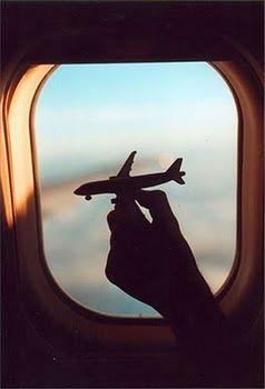 wanderlust   plane travel