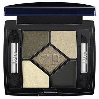 Dior Golden Jungle Collection 5 Colours Designer Eyeshadow Palette