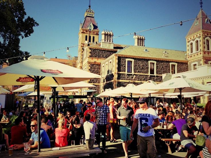 Village Melbourne / Formely Belgium Beer Cafe Bluestone - Melbourne (557 St Kilda Road)