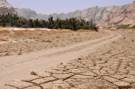 Swakopmund riverbed