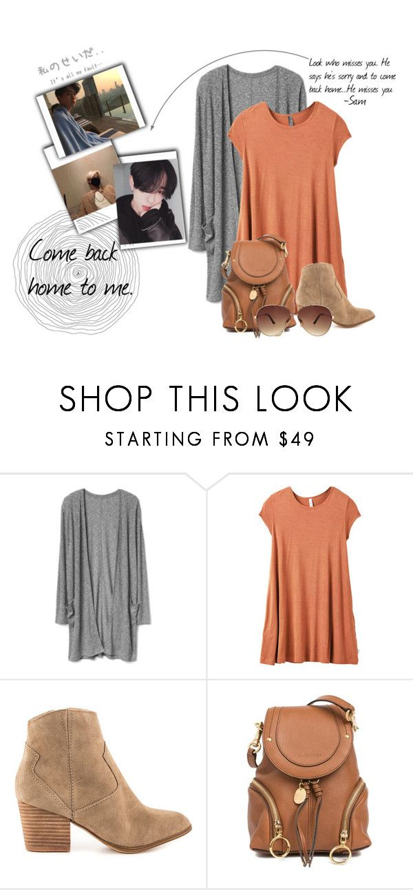 """Come back home to me..."" by reignie on Polyvore featuring GET LOST, RVCA, ALDO, See by Chloé and Ashley Stewart"