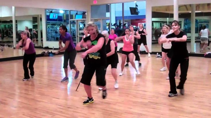 Zumba- Moves like Jagger: best one i've found!