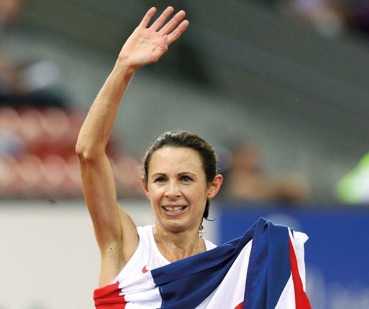 Jo Pavey runs qualifying time for Rio - Women's Running