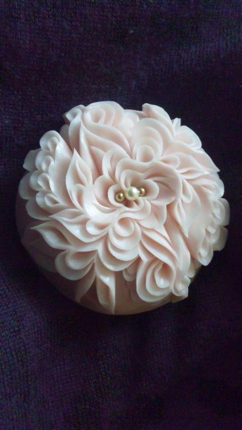 ソープカービングSoap carving work#craft