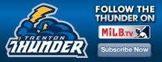 The Official Site of Minor League Baseball | Trenton Thunder Homepage