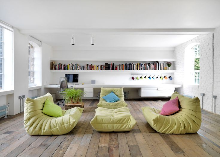 Bermondsey Warehouse Loft by Form Design Architecture
