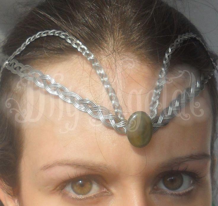 #medieval, #crown, #braid, #dhyngetal