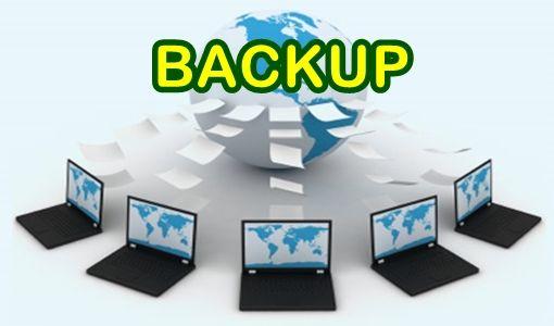 Aprenda como fazer o backup completo de seu blog.