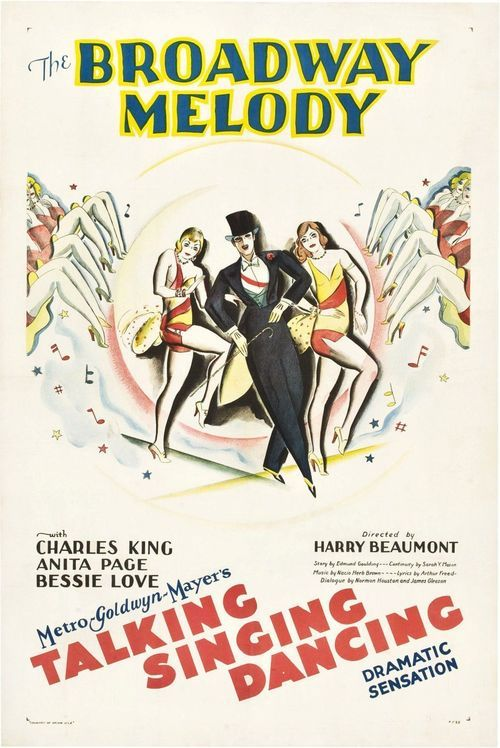 The Broadway Melody (1929) Full Movie Streaming HD