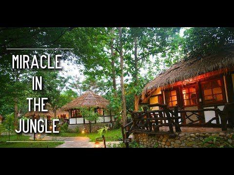 River Kwai Resotel Resort -- Thailand's River Jungle Resort in Kanchanaburi -- 'Miracle amidst the Jungle' Visit - http://www.riverkwairesotel.net/